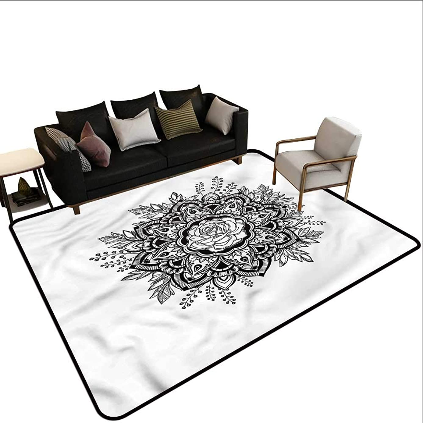 Gypsy,Dining Table Rugs 48