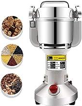 CGOLDENWALL 300g Electric Grain Mill Spice Herb Grinder Pulverizer Super Fine Powder..