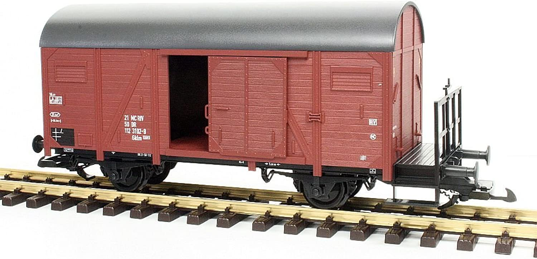 Piko 37907 G Gedeckter Güterwagen mit Bremserbühne B00D2VPWYI Große Klassifizierung  | Wunderbar
