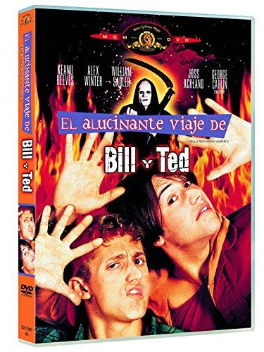 El Alucinante Viaje De Bill Y Ted [DVD]