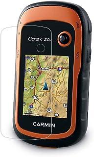 Garmin eTrex - Protector de pantalla para Garmin eTrex 20x / 30x, ultrafino, antiarañazos, cobertura completa, protector de pantalla HD transparente para Garmin eTrex 20x / 30x