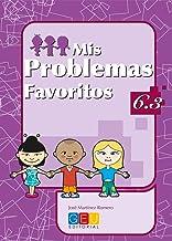 Mis problemas favoritos 6.3 / Editorial GEU / 6º Primaria / Mejora la resolución de problemas / Recomendado como repaso / Con actividades sencillas