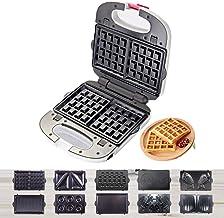 Garantie avec des plaques de revêtement antiadhésifs amovibles Panini Press Grill Breakfast Sandwich Maker pour le petit-d...