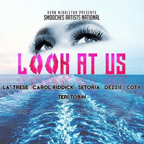 Herb Middleton feat. La'Trese, Carol Riddick, Setoria, Dezzie, Teri Tobin & Coty