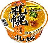 旅麺 札幌味噌ラーメン カップ 99gX12