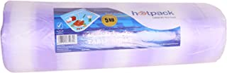 Hotpack Disposable Plastic Tablecover Jumbo Roll 5Kg - 1Roll - Clear