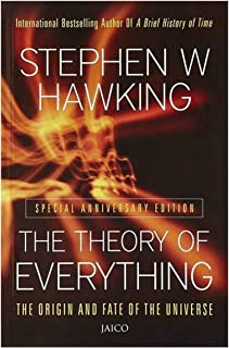 The Theory of Everything by Stephen Hawking - Paperback