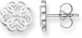 comprar comparacion Thomas Sabo Pendientes de botón Mujer plata - H1881-051-14