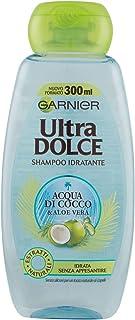 Garnier Shampoo Acqua di Cocco Ultra Dolce, 300ml