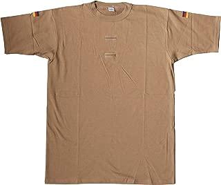 Leo K/öhler BW Sportshirt T Shirt Bundeswehr Zweischicht Strick
