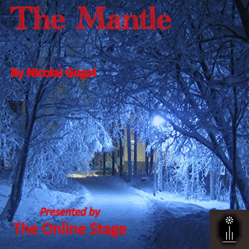 The Mantle audiobook cover art