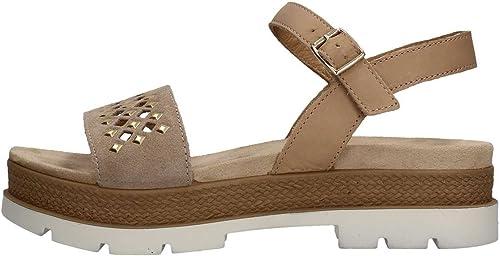 Igi&Co Chaussures Femme Sandale 1174988 Visone Taille 36 Mink