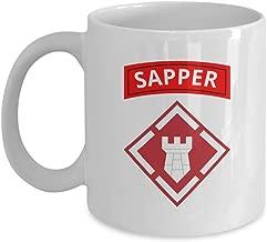 20th EN BDE Coffee Mug - Engineer Brigade Sapper