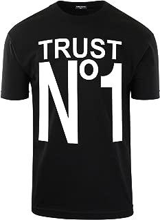 Trust No One Mens Shirt Hip Hop Worldwide Hip Hop Family Rap Legends