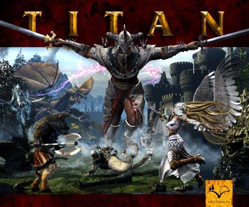 Valley Games 4 - Titan (englische Ausgabe)