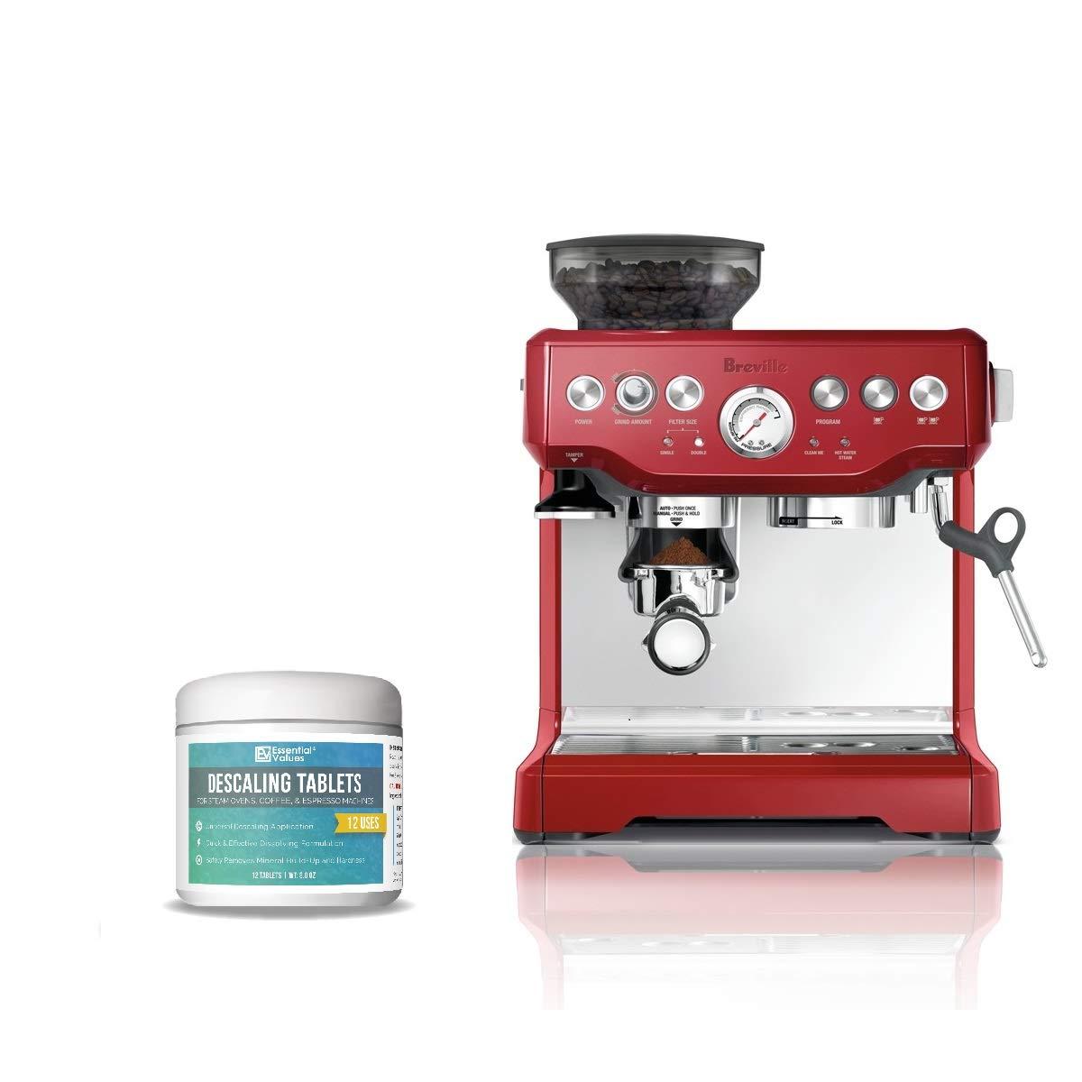 Essential Values Desincrustantes para Máquinas de Espresso, Jura, Miele, Bosch, Tassimo y hornos de Vapor de Miele - 6 usos Paquete de 12 Blanco: Amazon.es: Hogar