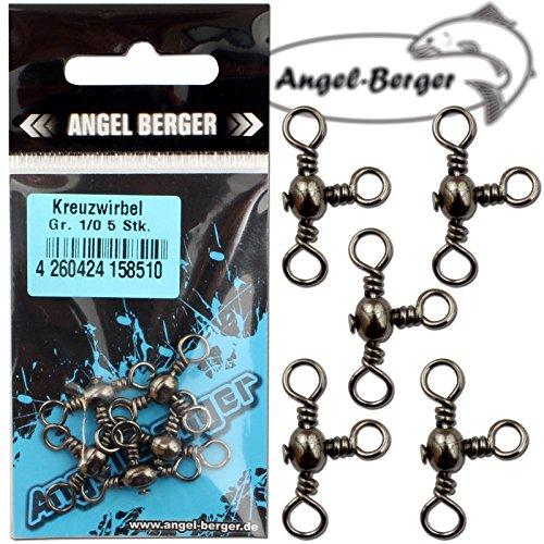 Angel-Berger Kreuzwirbel Wirbel (1/0)