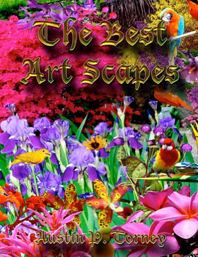 My Best Art Scapes (English Edition)