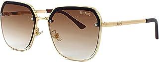 Aping Oversized Women's Modern Style Sunglasses AP58172