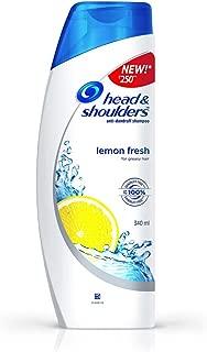 Head & Shoulders Lemon Fresh Shampoo, 340ml