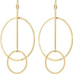 Khloe Large Hoop Earrings