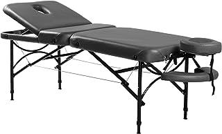 Camilla de masaje portátil de aluminio Reiku