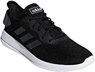 adidas Women's Yatra Fashion Sneakers Core Black/Grey Six/Cloud White 8