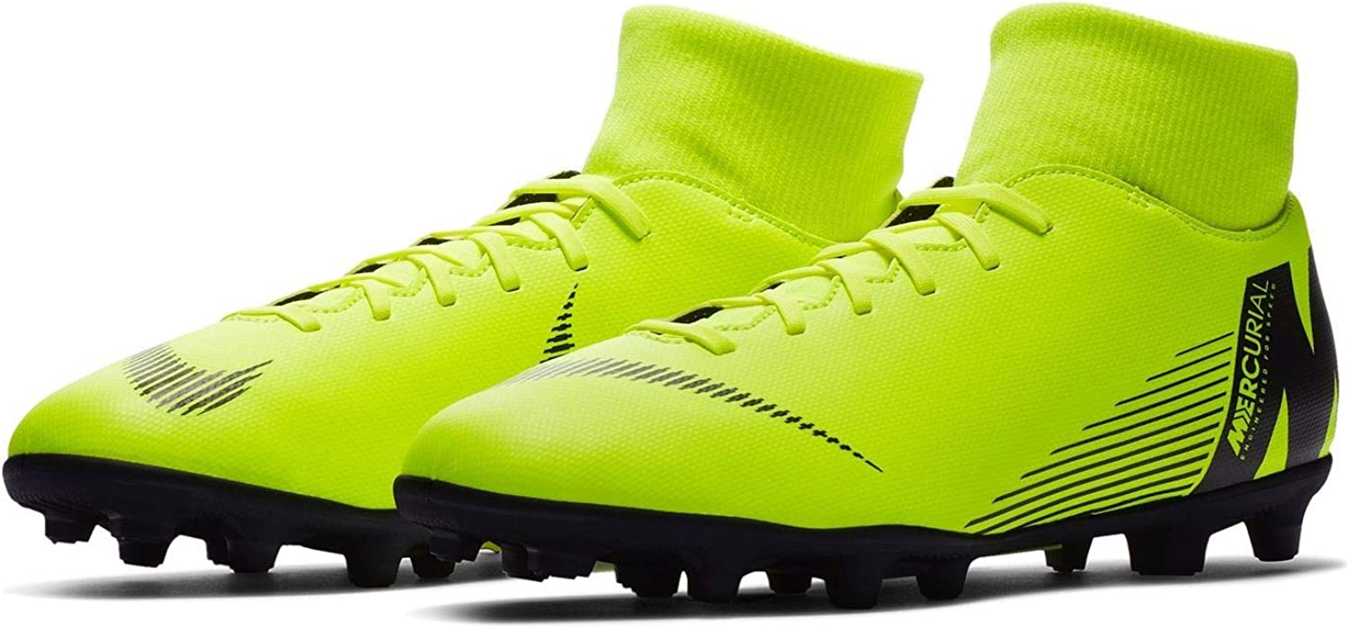 Official Nike Mercurial Superfly Club DF FG Firm Ground Football Boots Mens Soccer Cleats