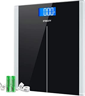Etekcity Digital Body Weight Bathroom Scale With Step-On...