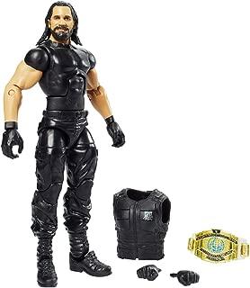 WWE Seth Rollins Elite Series 70 Mattel Action Figure Black