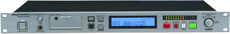 Marantz PMD580 Rack-Mount CompactFlash Digital Audio Network Recorder