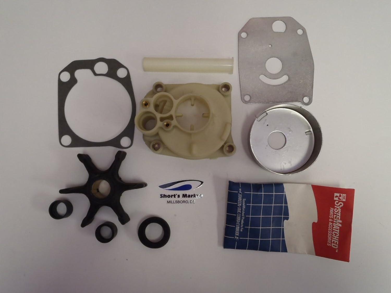 OEM Johnson Evinrude Water Pump Repair Kit 55 60HP 0383682