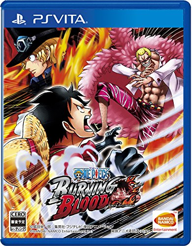 One Piece: Burning Blood - Standard Edition [PSVita][Importación Japonesa]