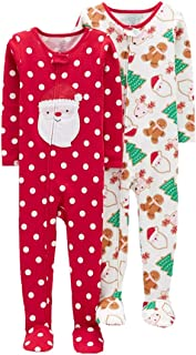 Baby 2-Pack Cotton Pajamas