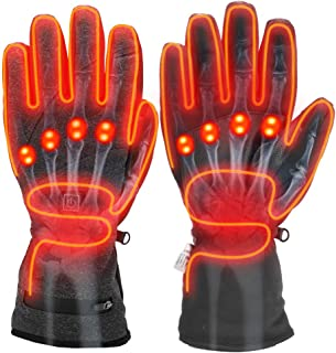 heated gloves for bike riding