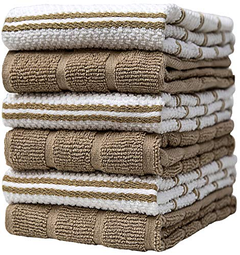Top 10 Best Selling List for beige kitchen towels