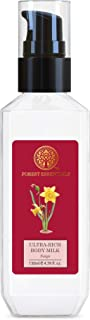 Forest Essentials Ultra-Rich Body Milk Nargis 130ml (Body Lotion)