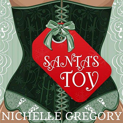 Santa's Toy audiobook cover art