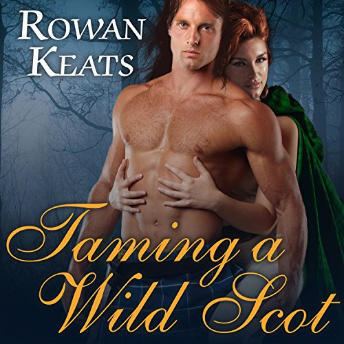 Taming a Wild Scot audiobook cover art