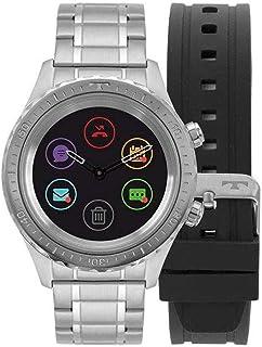 Smartwatch Technos Ref: P01aa/1p Connect Duo Prateado