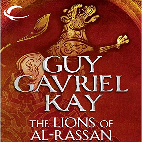 The Lions of Al-Rassan cover art