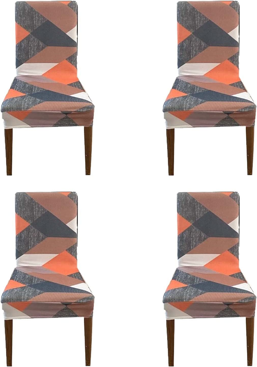 Industry No. 1 Gulizhome Stretch Dining Chair Covers Set of 4 for Max 53% OFF