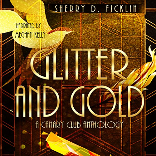 Glitter and Gold audiobook cover art