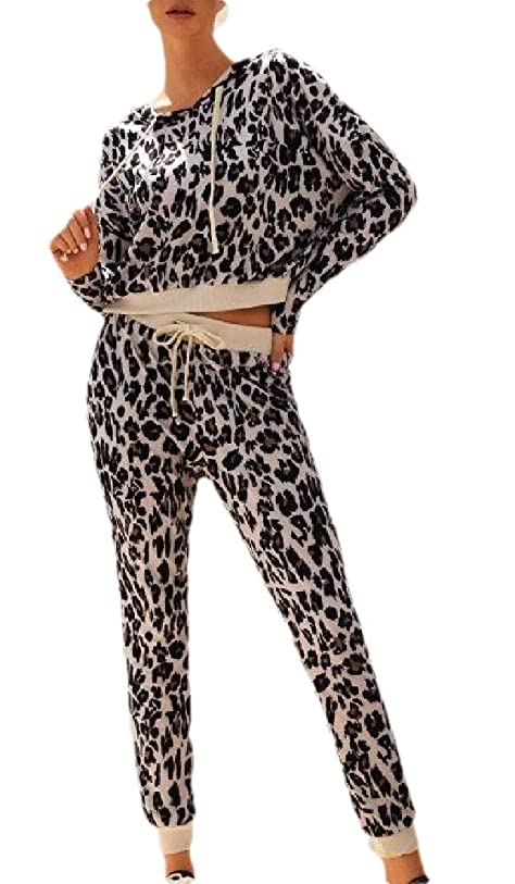 論文重なる代わりに女性長袖パーカートップスキニーロングパンツセットトラックスーツ2ピースジャンプスーツ衣装