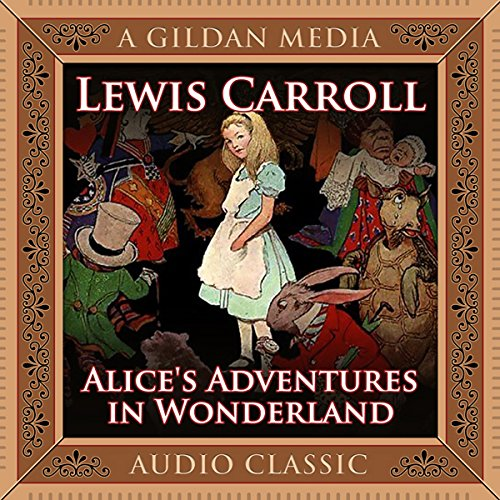 Alice's Adventures in Wonderland  Audiolibri