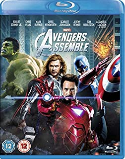 Avengers Assemble [Blu-ray] [Region Free] [2012] (B00742SZQI) | Amazon price tracker / tracking, Amazon price history charts, Amazon price watches, Amazon price drop alerts