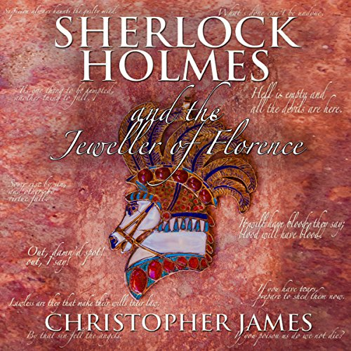 Sherlock Holmes and the Jeweller of Florence audiobook cover art
