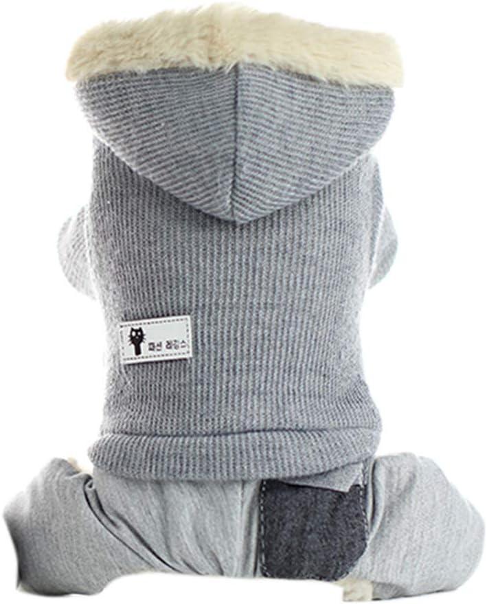 Tangpan Four-Legged Pet Fort Worth Mall Popular standard Clothes Dog Puppy Wa Coat Winter Hoodies