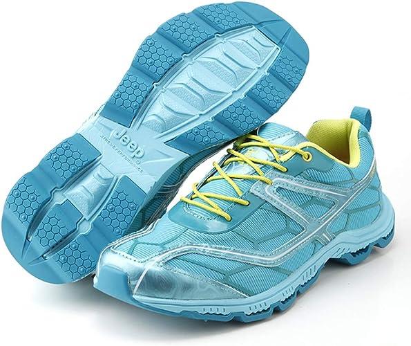 Chaussures de randonnée Chaussures de Course en Plein air antidérapantes Chaussures de marche-Style1-38