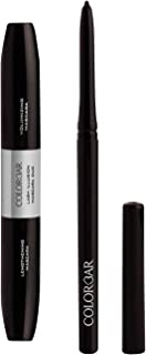 Colorbar Lash Illusion Mascara Duo + Mesmereyes Kajal, 2 Pieces